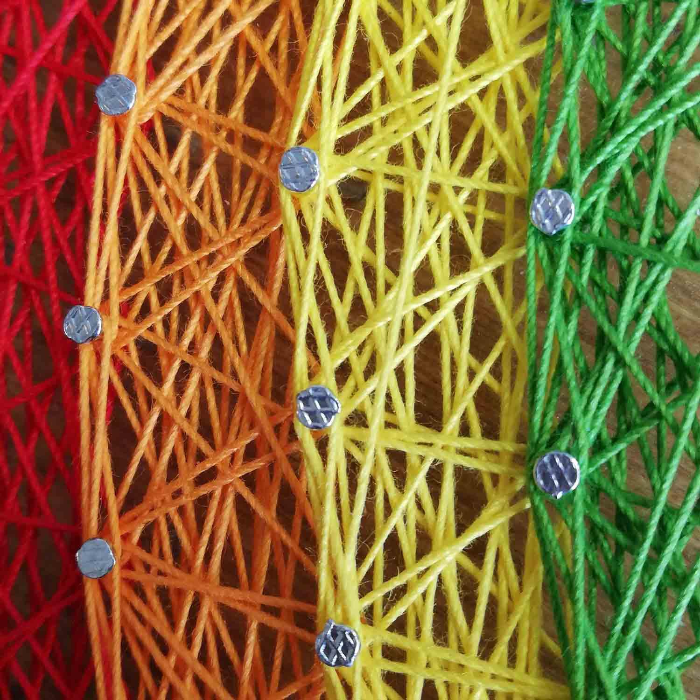 Pllieay 30 Kn/äuel Regenbogenfarben Stickgarn Kreuzstichf/äden Freundschaftsarmb/änder 2 Sticknadeln und 1 Nadeleinf/ädler f/ür Kreuzstichprojekte. mit 6 Garnspulen
